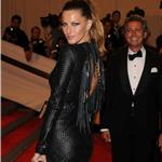 Gisele Bundchen and Tom Brady at the Costume Institute Gala 2010  60276