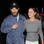 Tom Hardy and Charlotte Riley at the Prometheus UK film premiere afterparty 116260