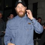Tom Hardy at the Prometheus UK film premiere afterparty 116262