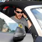 Tom Hardy leaving The Dorchester Hotel  121236