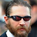 Tom Hardy at the Cannes premiere of Lawless 115554