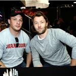 Tom Hardy and Joel Edgerton promote Warrior at Comic-Con  90578