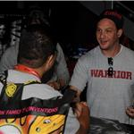 Tom Hardy and Joel Edgerton promote Warrior at Comic-Con  90581