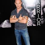 Tom Hardy at Warrior photo call in Paris  88499