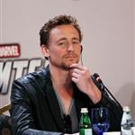 Tom Hiddleston at the press conference for The Avengers in Moscow, Russia 111547
