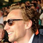 Tom Hiddleston and sister Emma attends the evian 'Live young' VIP Suite at Wimbledon 119148