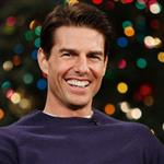 Tom Cruise very good at head touching on Jimmy Kimmel and interview with Guillermo 29626