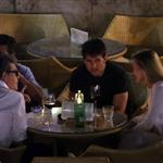 Tom Cruise out for dinner in Hvar, Croatia with Dan and Tanja Snyder 124740