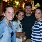 Tom Cruise out for dinner in Hvar, Croatia with Dan and Tanja Snyder 124750