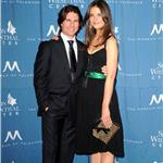 Tom Cruise and Katie Holmes at Simon Wiesenthal Centre Honours 84773