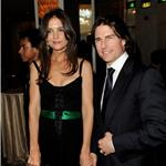 Tom Cruise and Katie Holmes at Simon Wiesenthal Centre Honours 84777