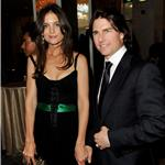 Tom Cruise and Katie Holmes at Simon Wiesenthal Centre Honours 84779