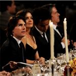 Tom Cruise and Katie Holmes at Simon Wiesenthal Centre Honours 84780