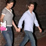 Tom Cruise and Katie Holmes out in Baton Rouge, Louisiana 110853