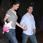 Tom Cruise and Katie Holmes out in Baton Rouge, Louisiana 110854