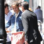 Tom Cruise and Katie Holmes out in Baton Rouge, Louisiana 110862