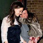 Tom Cruise and Katie Holmes Head to Buddakan for Katie's Birthday Dinner with Suri 100978