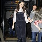 Tom Cruise and Katie Holmes Head to Buddakan for Katie's Birthday Dinner with Suri 100990