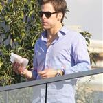 Chris Pine shooting This Means War 71320