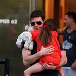 Tom Cruise out in New York City with daughter Suri 120951