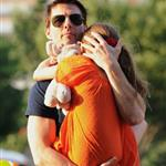 Tom Cruise out in New York City with daughter Suri 120954
