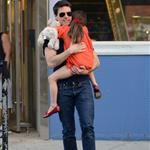 Tom Cruise out in New York City with daughter Suri 120965