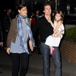 Tom Cruise and Katie Holmes in Australia 44792