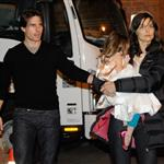 Tom Cruise and Katie Holmes in Australia 44787