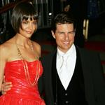 Tom Cruise Katie Holmes deliver the Presentation at the Costume Institute Gala 20306