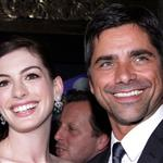John Stamos and Anne Hathaway at the 2009 Tony Awards 40646