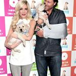 Tori Spelling and Dean McDermott at ABC Studios 54259
