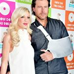Tori Spelling and Dean McDermott at ABC Studios 54262