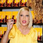 Tori Spelling at book signing 65761