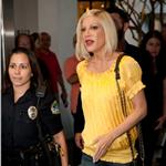 Tori Spelling at book signing 65766