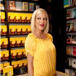 Tori Spelling at book signing 65767