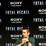 Colin Farrell attends the Total Recall photo call at Summer of Sony 4 Spring Edition in Cancun, Mexico 111619