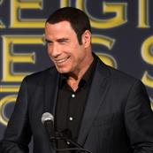 John Travolta at the Hollywood Foreign Press Association's 2012 Installation Luncheon 123022