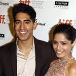 Freida Pinto and Dev Patel at the Trishna Premiere.  Photos from WENN 93846