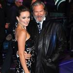 Olivia Wilde and Jeff Bridges at the UK premiere of TRON: Legacy 74275