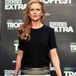 Nicole Kidman at Tropfest 2012 short film festival at The Royal Botanic Gardens in Sydney 106599