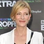 Cate Blanchett at Tropfest 2012 short film festival at The Royal Botanic Gardens in Sydney 106608