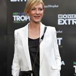 Cate Blanchett at Tropfest 2012 short film festival at The Royal Botanic Gardens in Sydney 106609