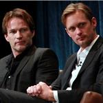 Stephen Moyer Alexander Skarsgard at PaleyFest 2011  80994