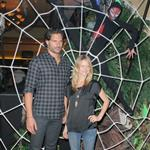 Joe Manganiello and Lindsay Pulsifer promote True Blood in Florida  71039