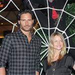 Joe Manganiello and Lindsay Pulsifer promote True Blood in Florida  71041
