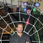 Joe Manganiello and Lindsay Pulsifer promote True Blood in Florida  71045
