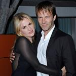 Anna Paquin and Stephen Moyer at the Nylon TV issue party  45417