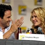 Anna Paquin and Stephen Moyer promote True Blood at Comic-Con 2009 43583