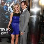 Anna Paquin and Stephen Moyer at True Blood Season 3 premiere  63095