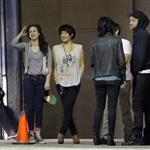 Kristen Stewart and Robert Pattinson hang out with friends and Katy Perry's crew  109882